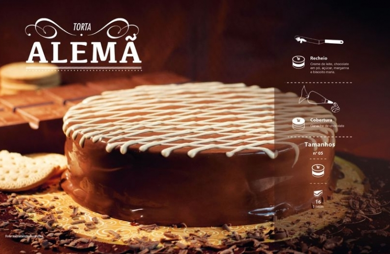Torta Alemã