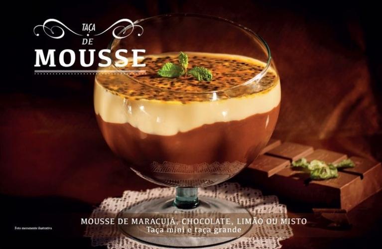Taça de Mousse